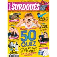 Les Surdoués magazine n°1 - couverture