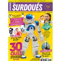 Les Surdoués magazine n°4 - couverture
