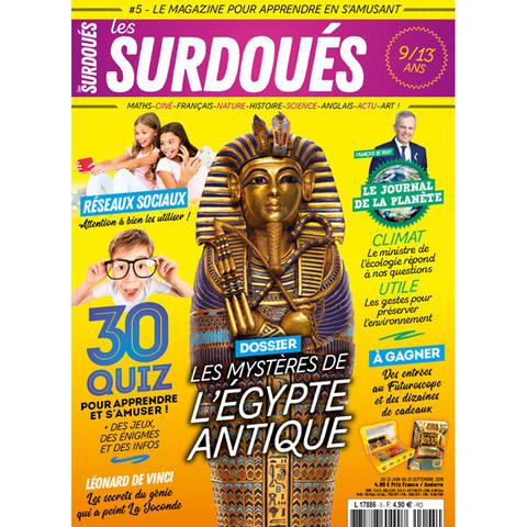Abonnement d'1 an – 4  numéros