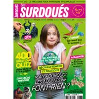 Les Surdoués magazine n°6 - couverture