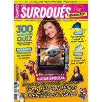 Les Surdoués magazine n°9 - couverture