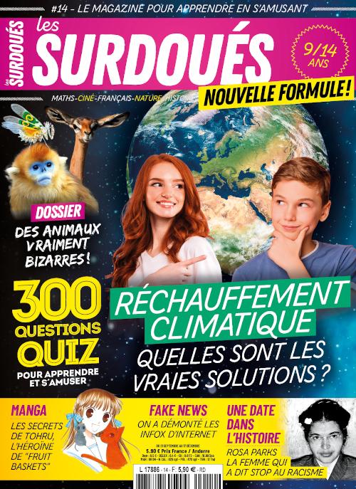 Les Surdoués magazine n°14