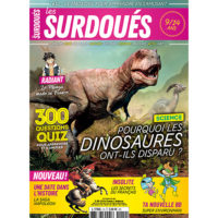 Abonnement 1 an Les Surdoués magazine - couverture n°12