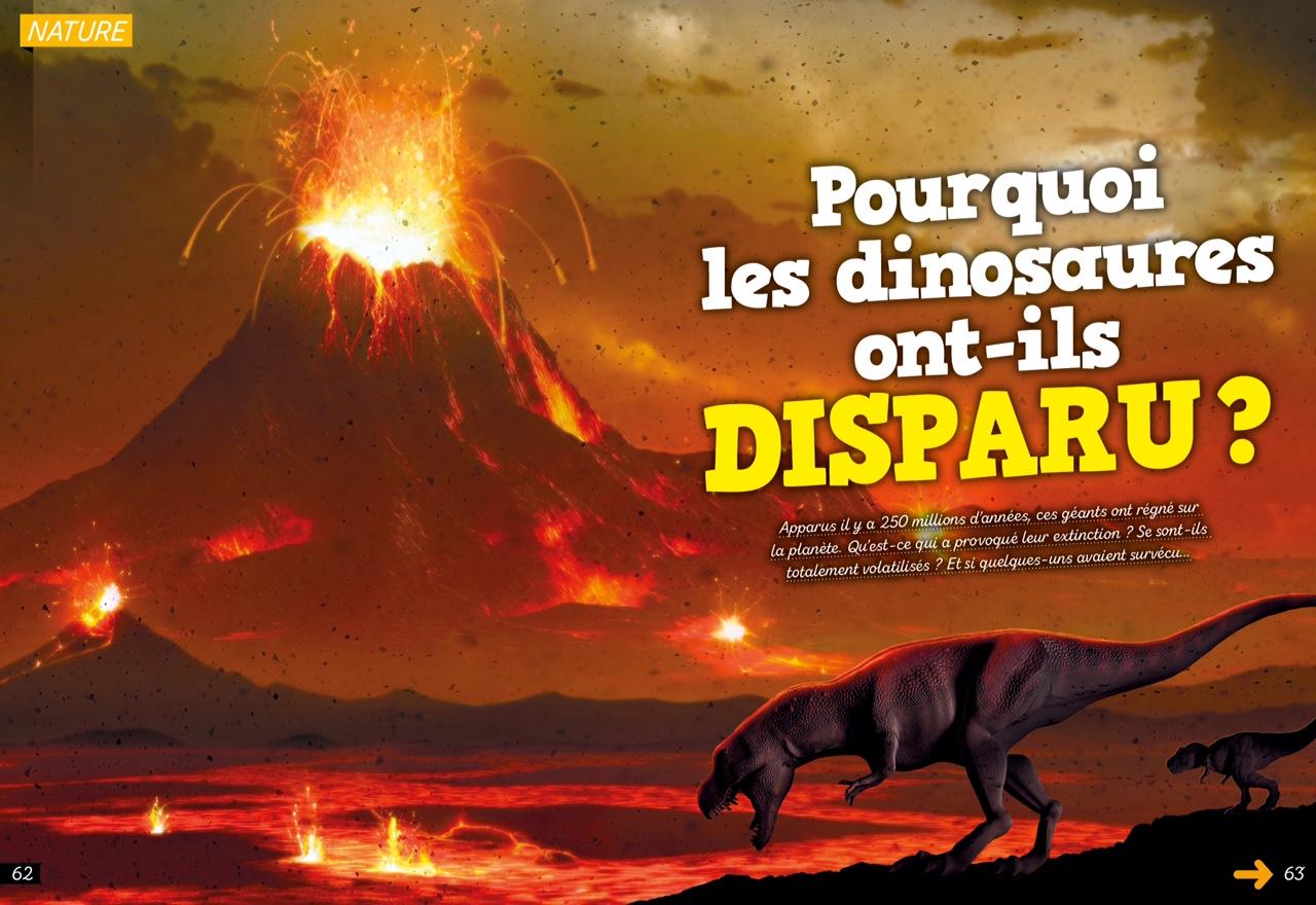 Les surdoues magazine-n12_les dinosaures