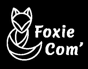 Site réalisé par Foxie Com - logo