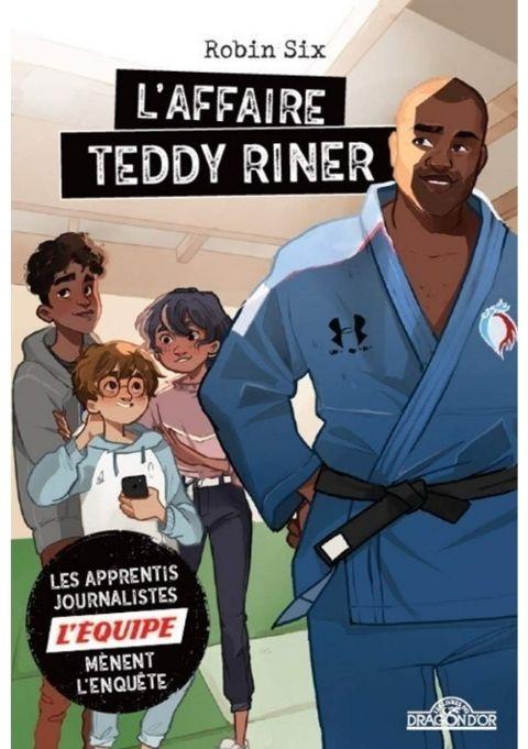 L affaire Teddy Riner_magazine Les Surdoues
