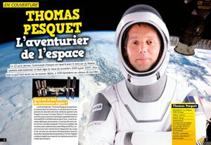 Magazine_Les Surdoues_N13_Thomas Pesquet